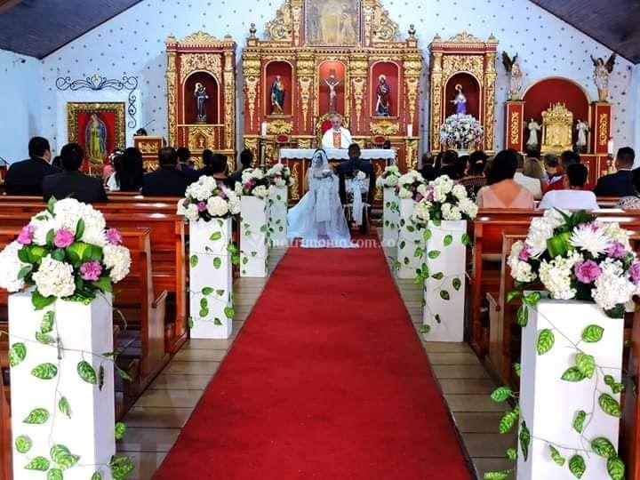 Decoracion de iglesias