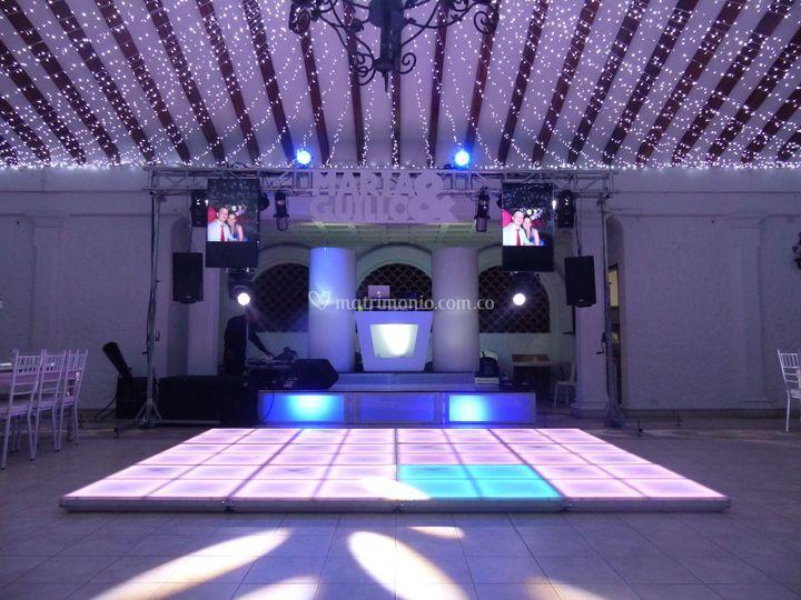 Centro de eventos el romeral