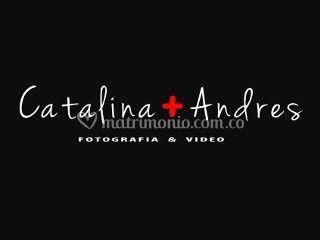 Catalina y andrés logo ult