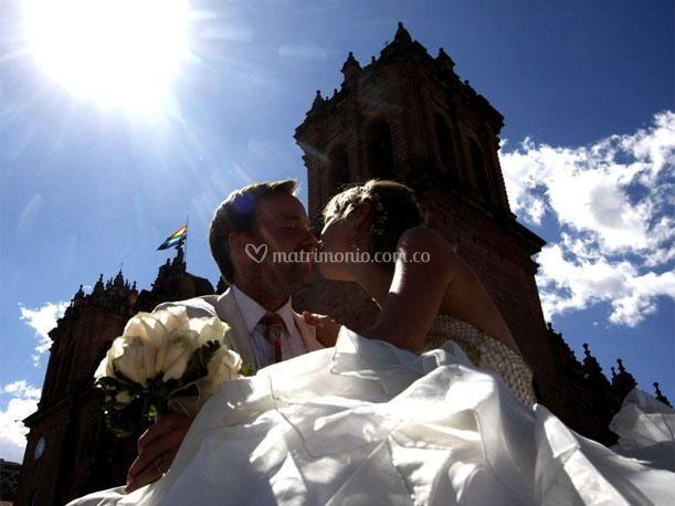 En su matrimonio