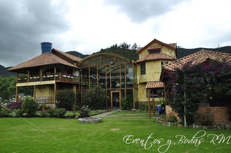 Hacienda vía Tenjo