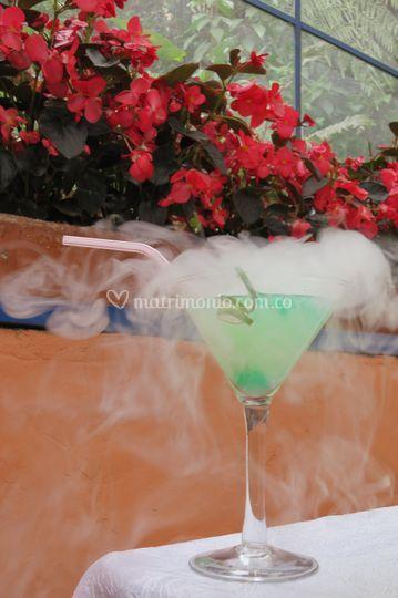 Mojito martini
