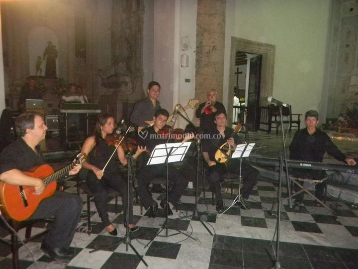 Grupo orquestal