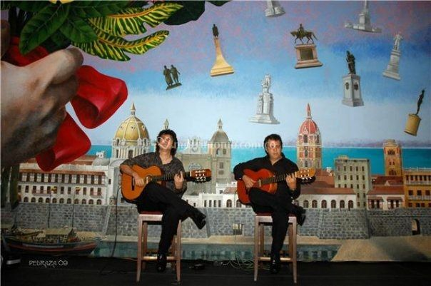 Duo de guitarras