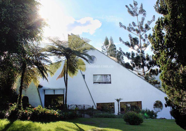 Arquitectura Casa Tejada