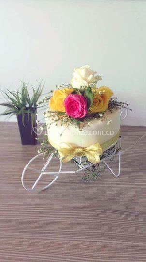 Tortas especiales para boda