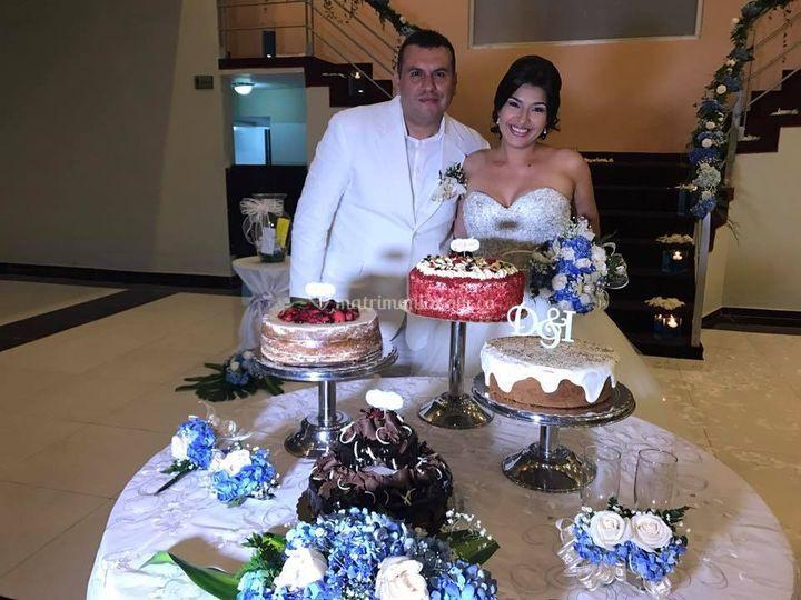 Tortas variadas