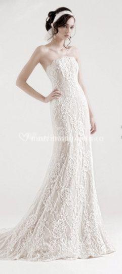 Vestidos de novia de encaje