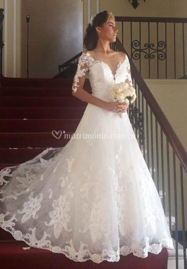 Alquileres de vestidos de novia barranquilla