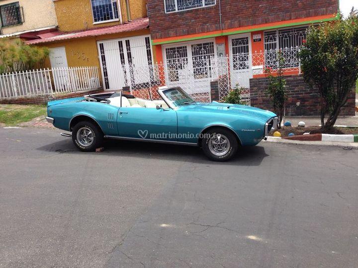 Pontiac thunderbird 1968