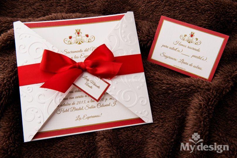 Expresarte dise o - Disenos tarjetas de boda ...