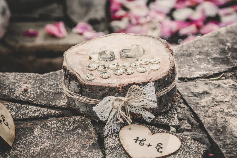 Ajuar de boda