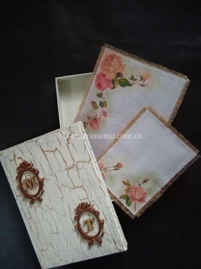 Tarjetas vintage