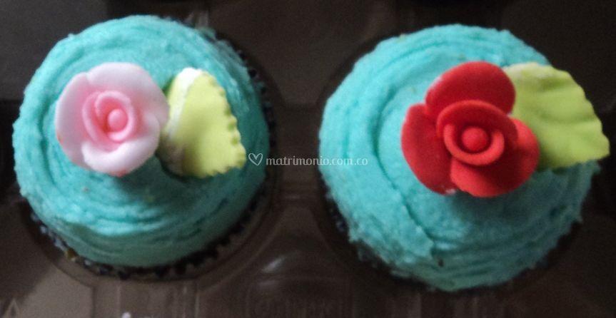 Cupcakes de diseño
