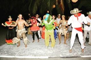 Hora loca carnaval matrimonio