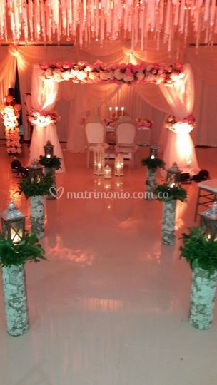 Altar de boda civil