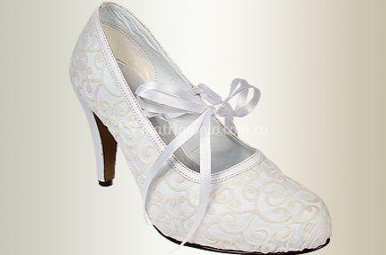 calzado claric novias