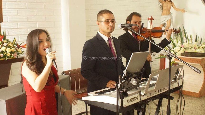 Grupo musical matrimonio