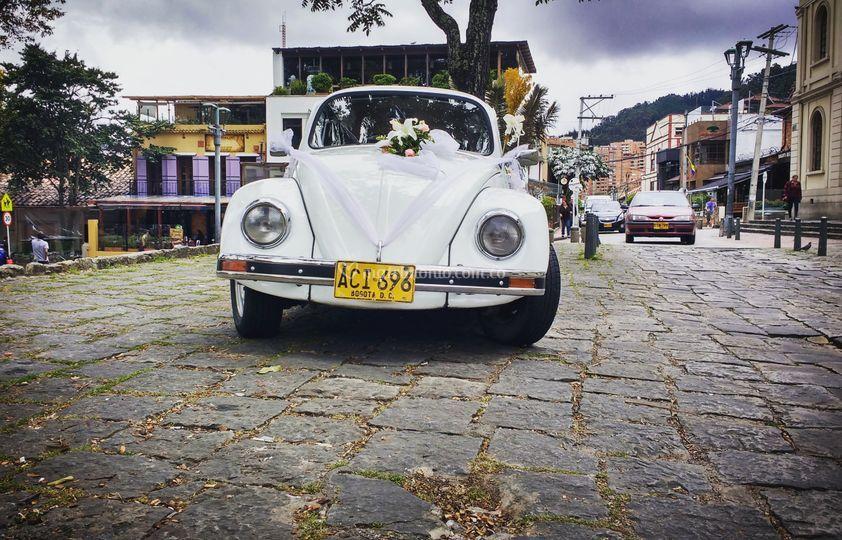Classic Car VW