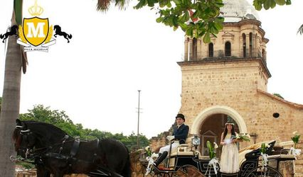 Carruajes Villa Michelle 1