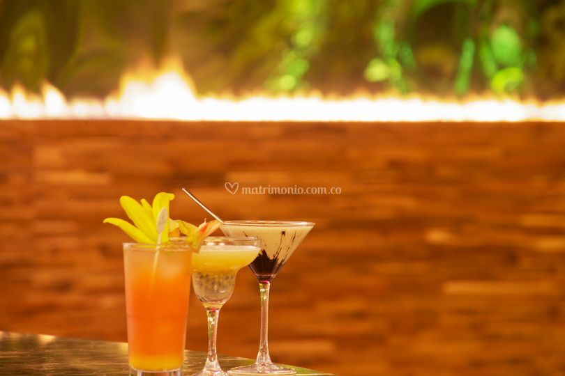 Natural Lounge Coctails