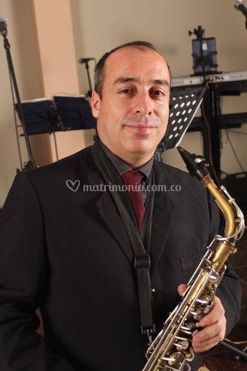 Saxofonista chespi