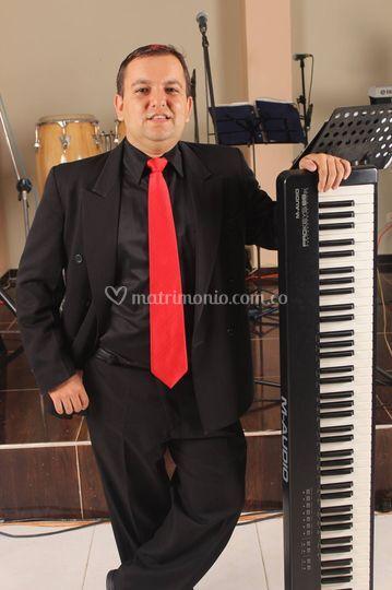 Director grupo musical acuario