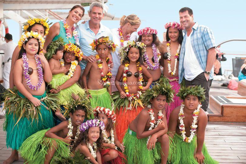 Cultura polinesia