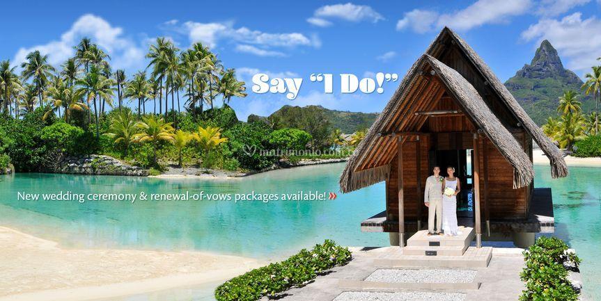 Bendicion tahitiana ni