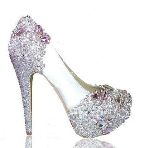 calzado novia