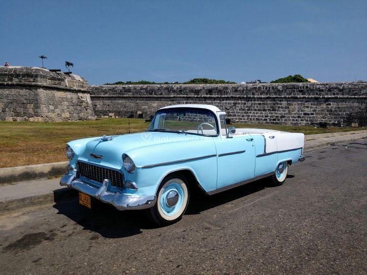 Chevrolet belaire 1955