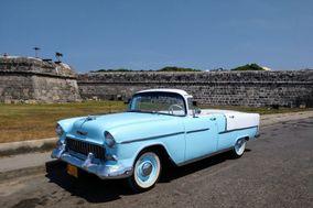 Old Car Cartagena