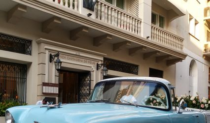 Old Car Cartagena