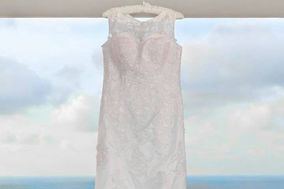 Vestido d'Novia by Gerau