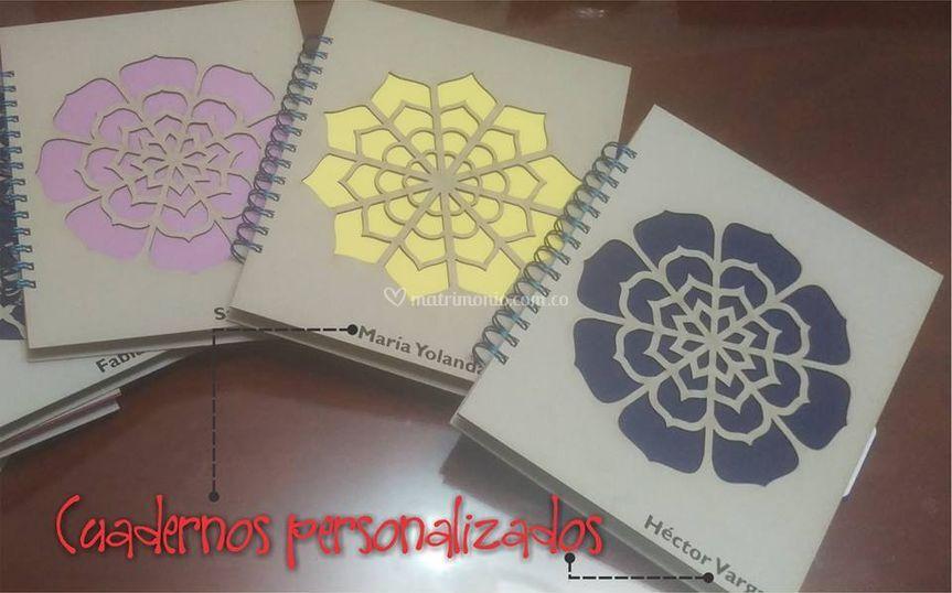 Lindos cuadernos