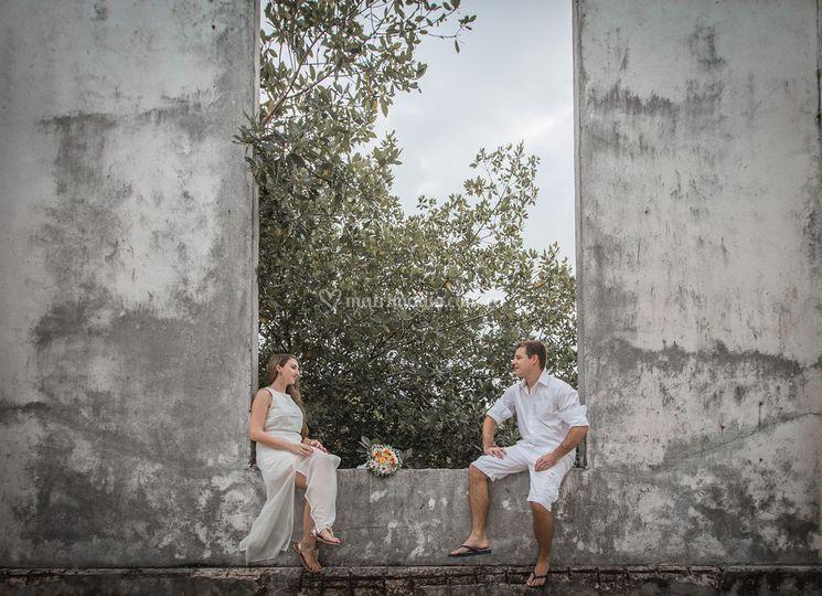 Matrimonio Simbolico En San Andres : Boda san andres de saiweddings fotos