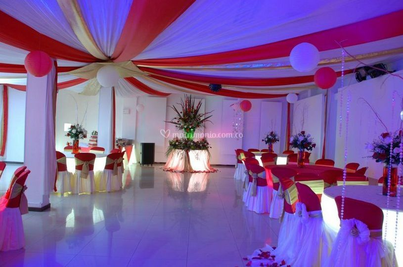 Decoración de eventos de Eventos Magallanes