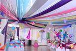 Fiesta con mucho color de Eventos Magallanes