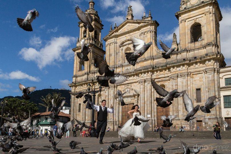 Bodas en Bogotá