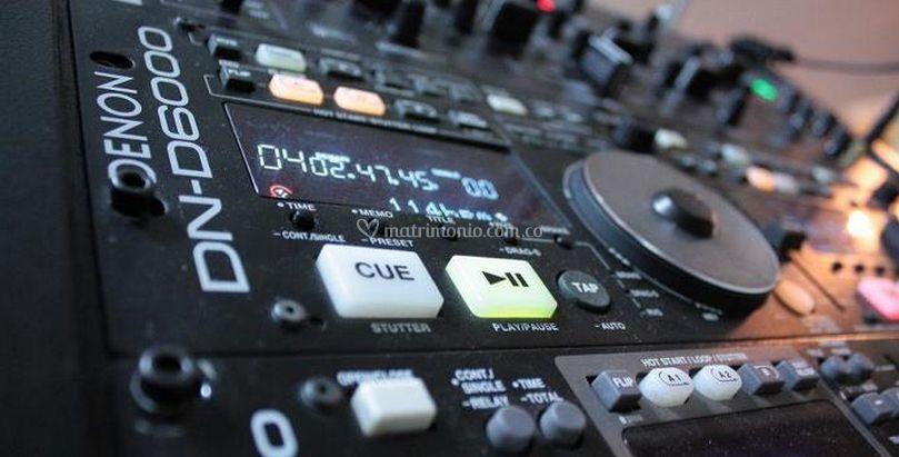 Equipos de sonido profesionales