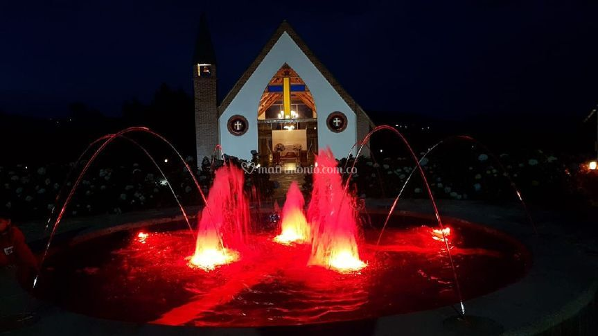 Capilla católica