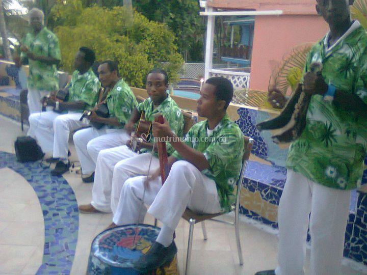 Grupo reggae
