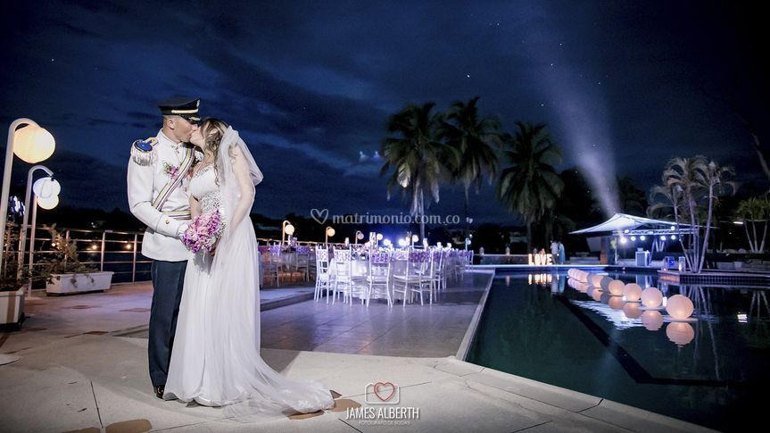 Monasterio resort wedding