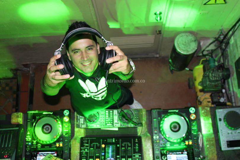 DJ en Los Capachos