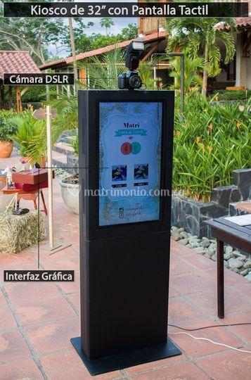 Kiosco TouchScreen