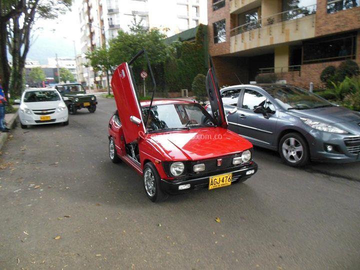 Suzuki vista panorámica