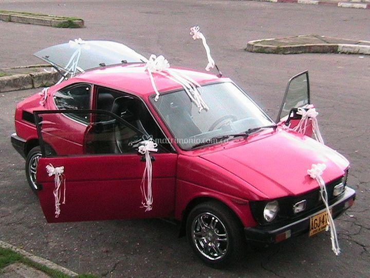 Suzuki decorado