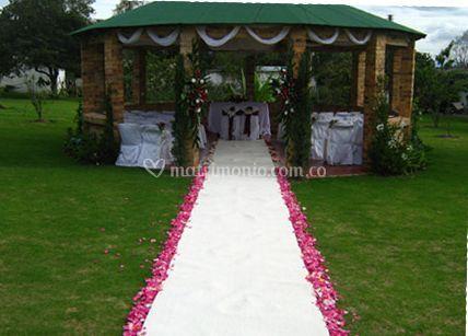 Ceremonias de Hacienda El Trebolito