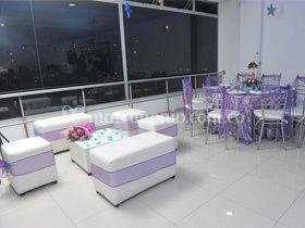 Mobiliario para  salas  lounge