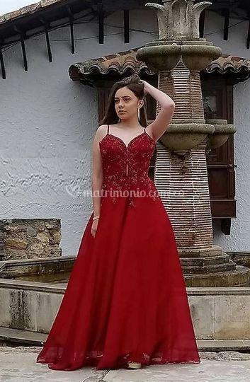 Vestido de fiesta Da Sera